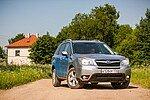 Новый Subaru Forester. Настоящий мужчина