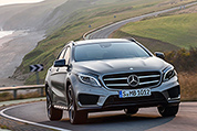 Mercedes-Benz GLA: ������ � �� ������!